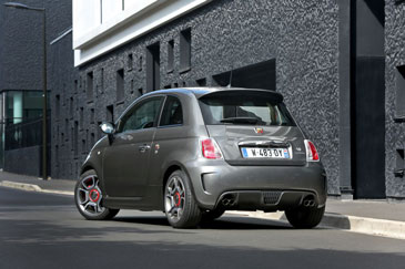 abarth 595 competizione 2012 essai. Black Bedroom Furniture Sets. Home Design Ideas