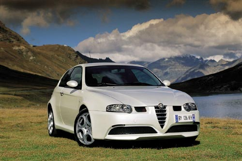 alfa romeo 147 gta 2003 2006 essai. Black Bedroom Furniture Sets. Home Design Ideas
