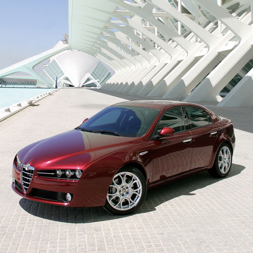 alfa romeo 159 q4 v6 3 2 jts 2005 essai. Black Bedroom Furniture Sets. Home Design Ideas