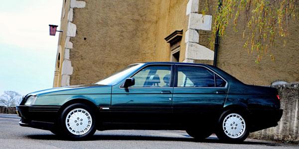 ALFA-ROMEO 164 V6