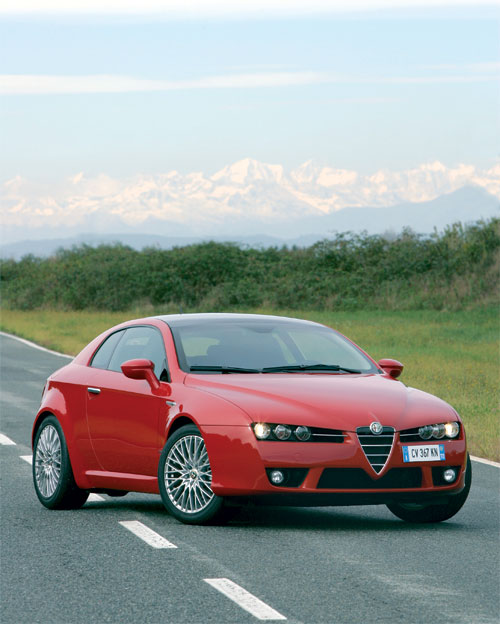 alfa romeo brera v6 2006 essai. Black Bedroom Furniture Sets. Home Design Ideas