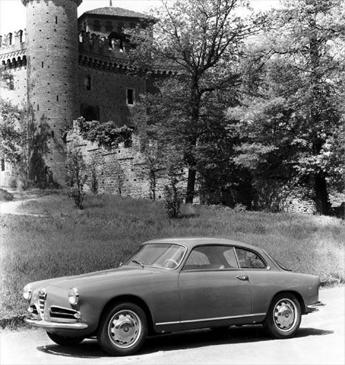 ALFA-ROMEO GIULIETTA SPRINT (1954-1965)