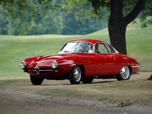Alfa Romeo Giulietta Sprint Special Bertone 1959 1966