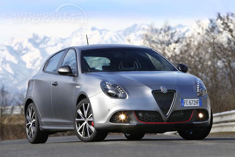Actualité et Essai FIAT, ALFA, LANCIA Alfa-Romeo-Nuova-Giulietta-