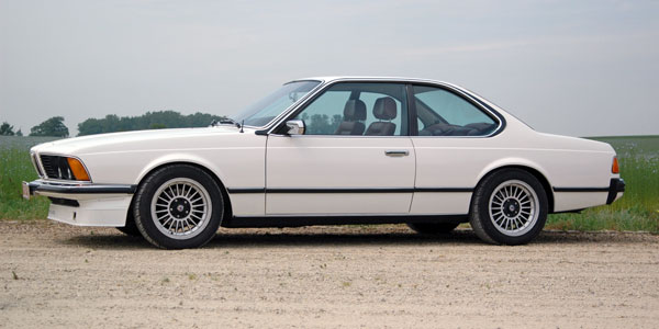 ALPINA B7 Turbo (E24)