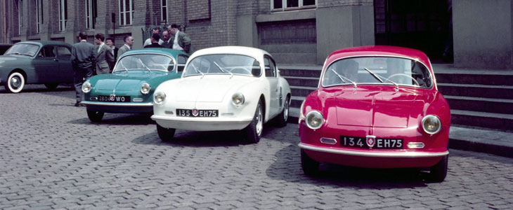 alpine a106  1955-1960