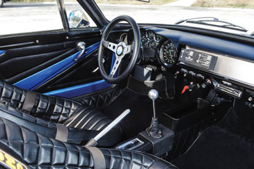 Alpine a110 berlinette 1962 1977 retro for Interieur alpine a110
