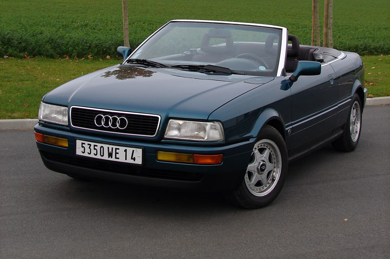 audi 80 cabriolet 1991 1994 guide occasion. Black Bedroom Furniture Sets. Home Design Ideas