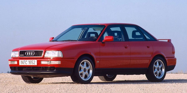 AUDI 80 quattro Comp�tition