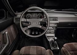 Audi quattro 1980 1991 guide occasion for Audi 80 interieur