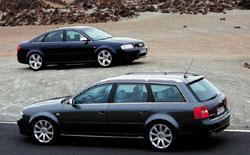 AUDI RS6 (C5) 4.2 V8 biturbo (2002-2003) - ESSAI