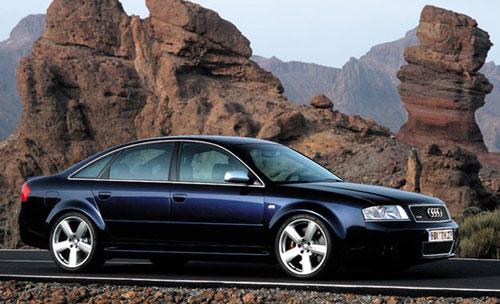 Audi Rs6 C5 4 2 V8 Biturbo 2002 2003 Essai