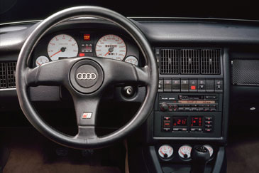 Audi s2 coup 1991 1995 guide occasion for Audi 80 interieur