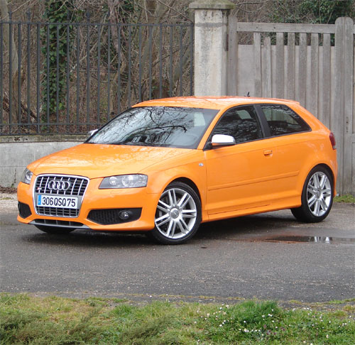 votre avis sur l 39 audi s3 orange s rs audi forum marques. Black Bedroom Furniture Sets. Home Design Ideas