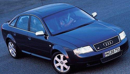 AUDI S6 (C5) (1998-2003) - ESSAI