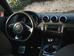 audi tt 2 0 tfsi mk2 2006 essai. Black Bedroom Furniture Sets. Home Design Ideas