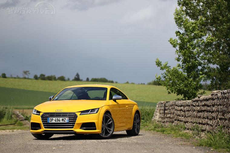 Guide d'achat de l'Audi TT Audi-tts-8s-tfsi310