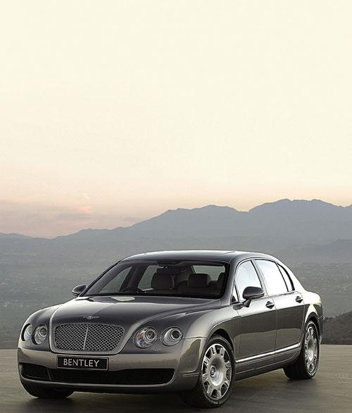 Modellbeschreibung Zum Bentley Continental Flying Spur