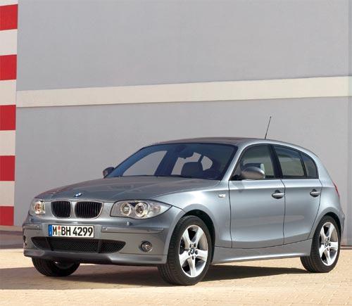 Bmw 120i: BMW SERIE-1 120i Sport (E87) (2004-)