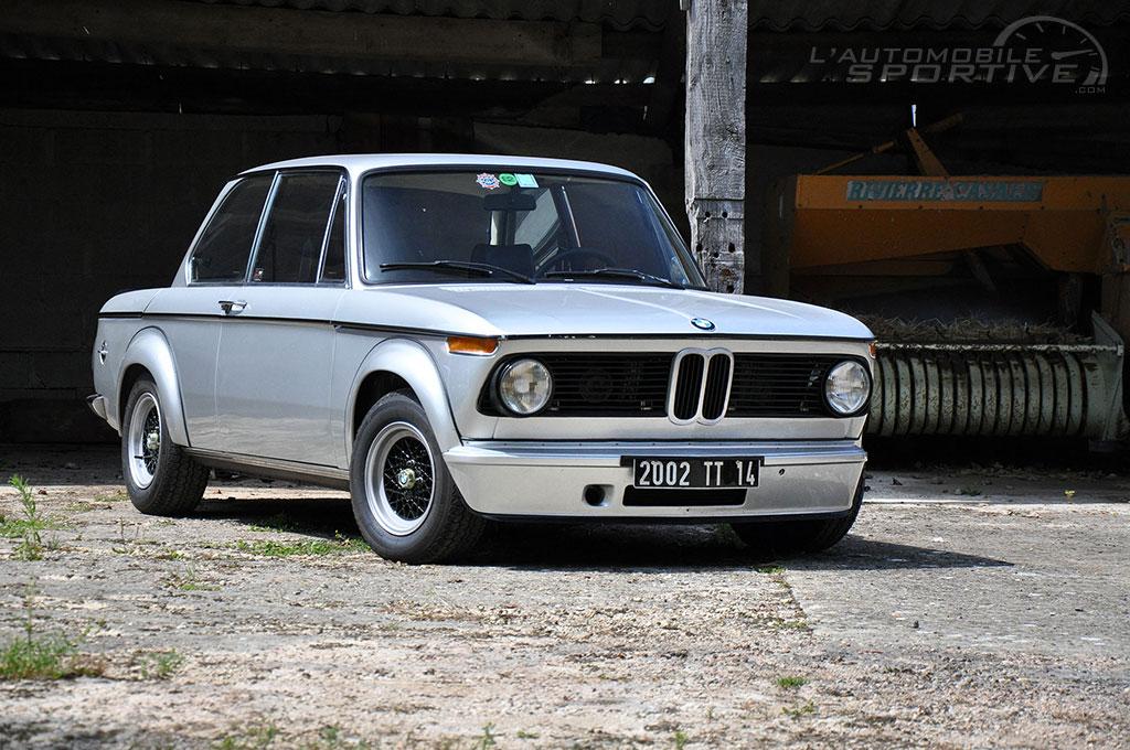 Bmw 2002 Turbo E20 1973 1975 Collector