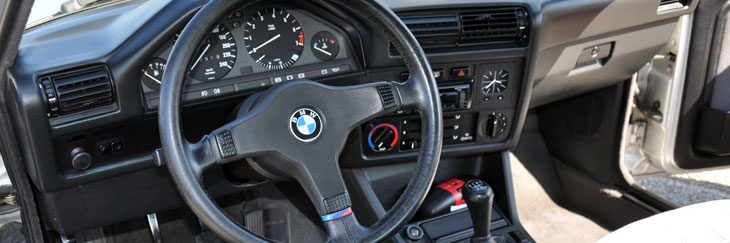 Bmw s rie 3 e30 318 is 1989 1991 guide occasion for Interieur e30