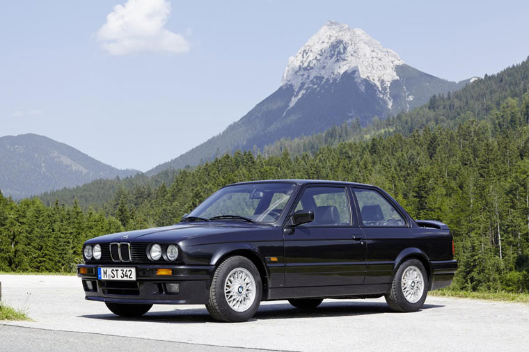 bmw serie 3 coupe 1990