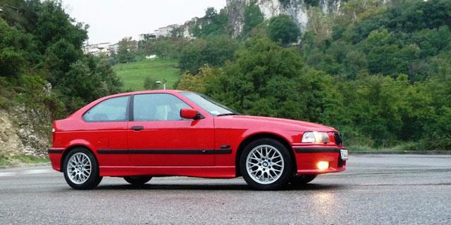 BMW SÉRIE-3 Compact 323 ti