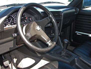 Bmw s rie 3 e30 325 is 1989 1991 guide occasion for Interieur e30