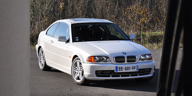 GUIDE OCCASION BMW S�RIE-3 (E46) 330 CI