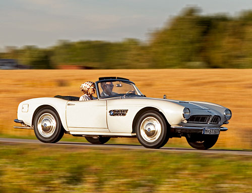 Bmw 507 Roadster 1956 1959 Collector