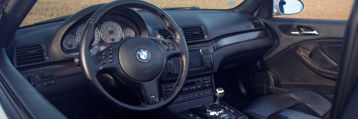 Bmw m3 e46 2001 2006 guide occasion for Interieur cuir bmw e90