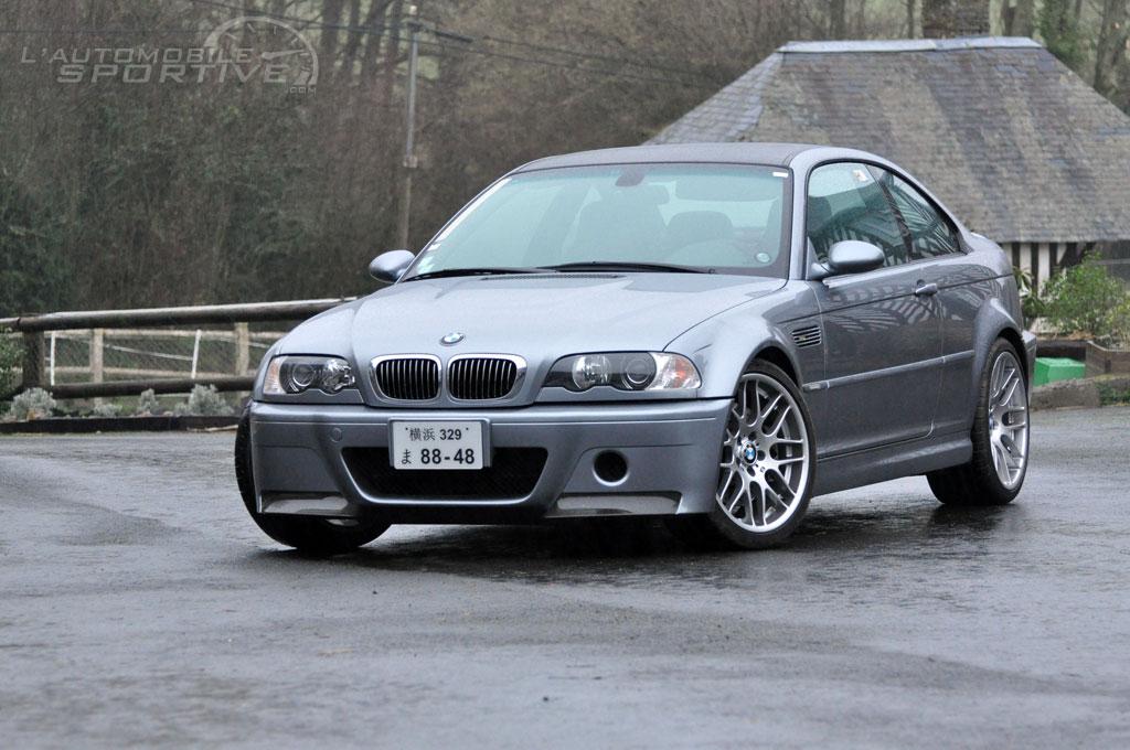 Bmw M3 A Vendre >> Bmw M3 E46 Csl 2003 Collector