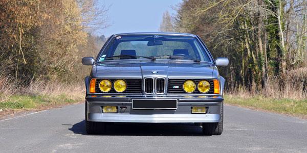 BMW SÉRIE-6 (E24) M635 CSI