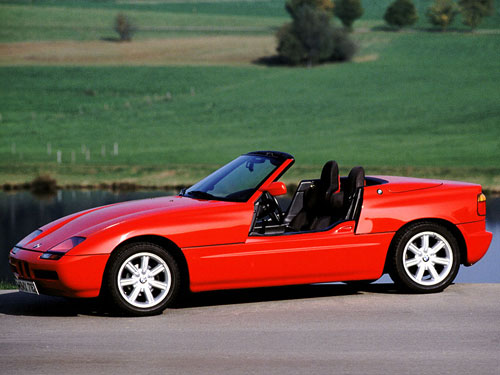 Bmw Z1 1987 1991 Collector