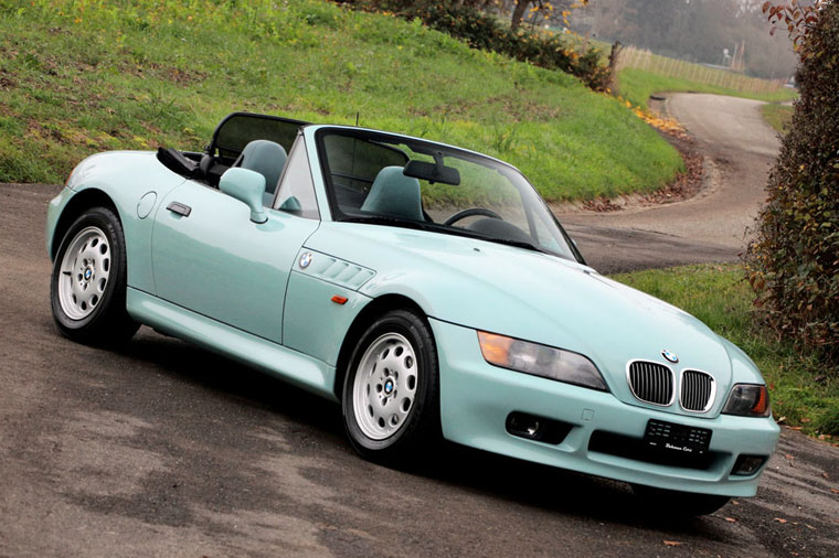 bmw z3 roadster 1995 2002 guide occasion. Black Bedroom Furniture Sets. Home Design Ideas