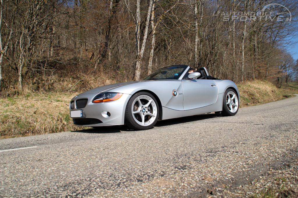 Bmw Z4 E85 3 0i 2003 2005 Guide Occasion