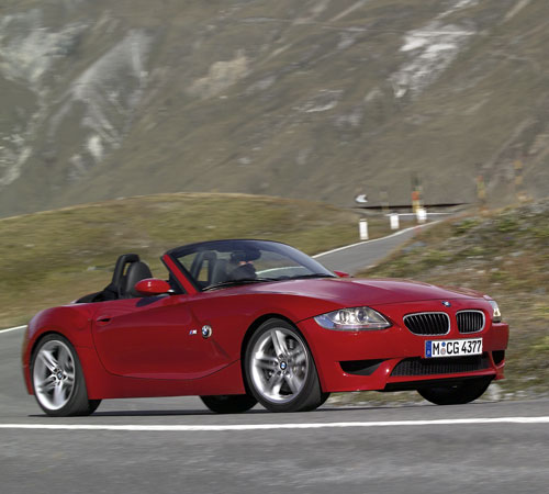 bmw z4 m roadster 2006 essai. Black Bedroom Furniture Sets. Home Design Ideas