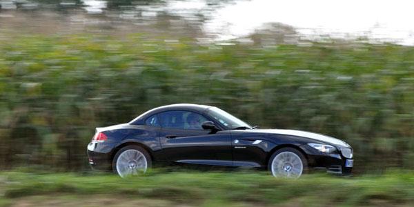 ESSAI BMW Z4 (e89) sDrive23i