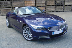 bmw z4 e89 sdrive 35i 2009 essai. Black Bedroom Furniture Sets. Home Design Ideas