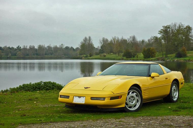Chevrolet Corvette C4 1984 1996 Guide Occasion
