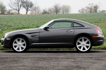 chrysler crossfire 2003 2007 guide occasion. Black Bedroom Furniture Sets. Home Design Ideas
