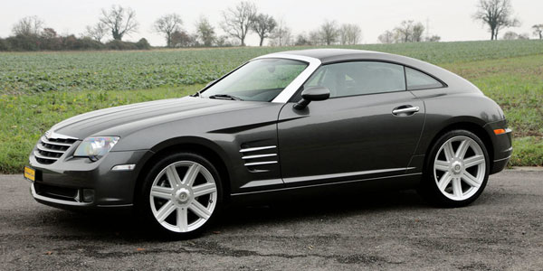 GUIDE OCCASION CHRYSLER CROSSFIRE