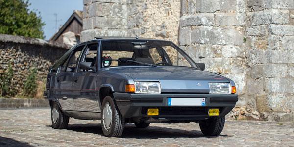 CITROEN BX 19 GT
