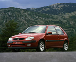 citroen saxo vts 16v 1996 2003 guide occasion. Black Bedroom Furniture Sets. Home Design Ideas
