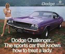 dodge challenger 1970 1974 retro. Black Bedroom Furniture Sets. Home Design Ideas