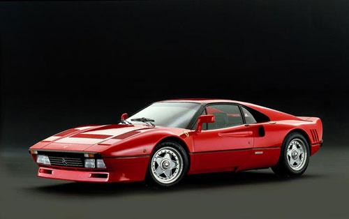 photo Ferrari 288 GTO