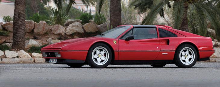 ferrari 328 gtb & gts (1985-1989) - guide occasion