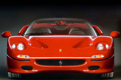 ferrari f50 1995 1997 collector. Black Bedroom Furniture Sets. Home Design Ideas