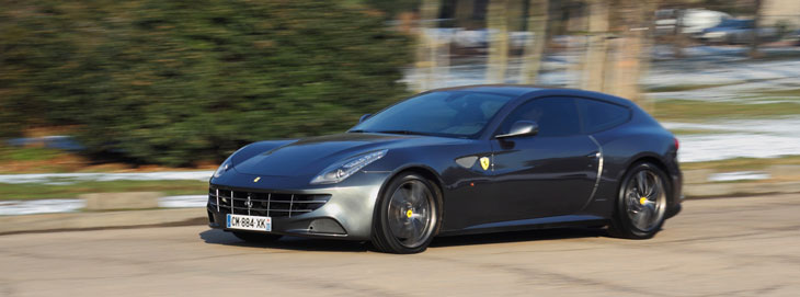 ferrari ff 2012 essai. Black Bedroom Furniture Sets. Home Design Ideas