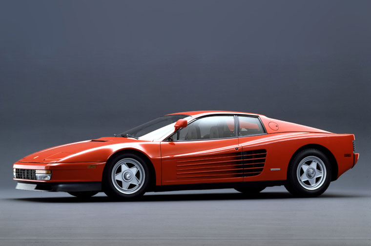 Ferrari Testarossa 1984 1991 Collector